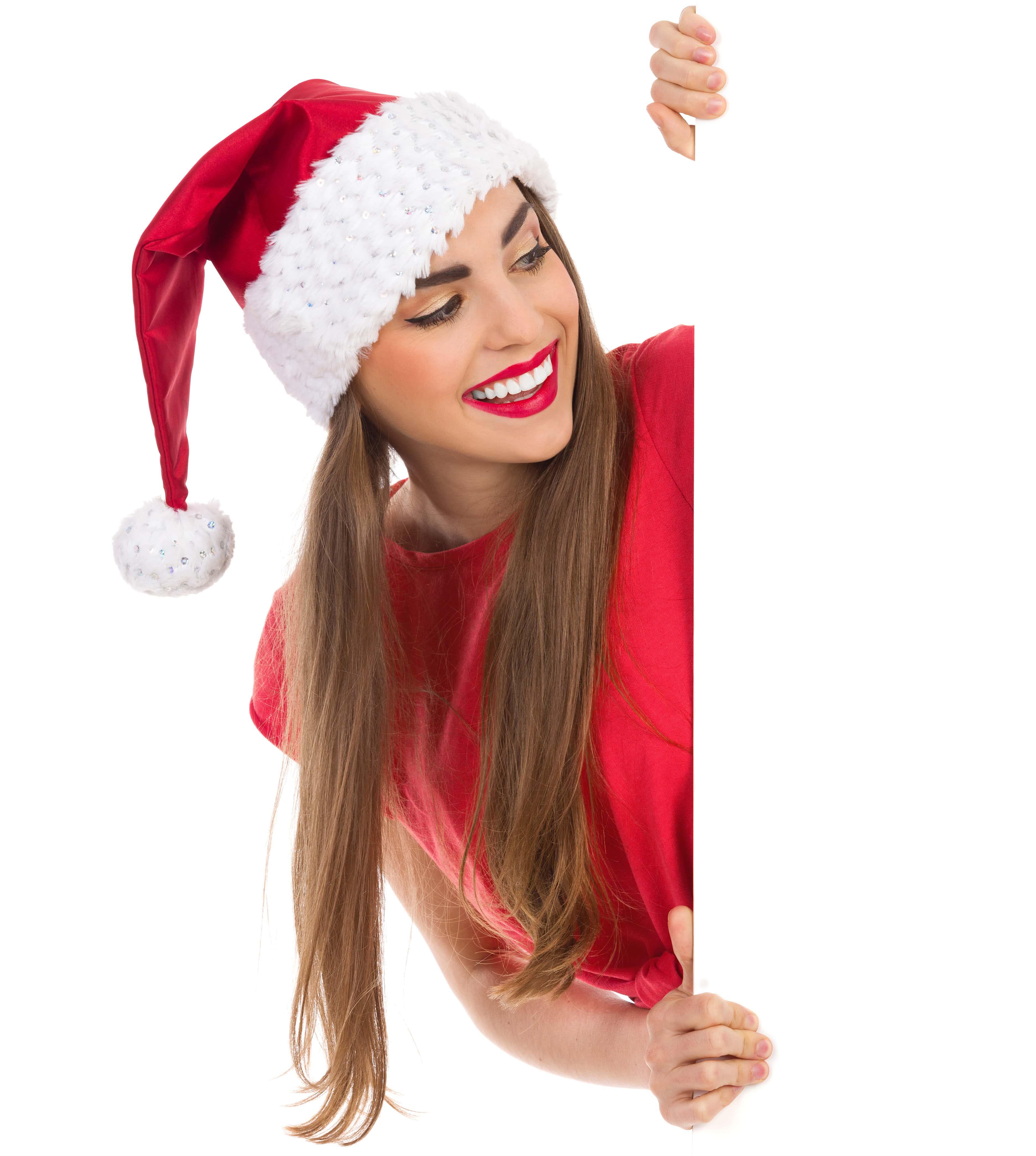 Santa Claus Frau